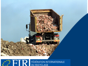 Brochure: Developing the recycling of Construction & Demolition Waste